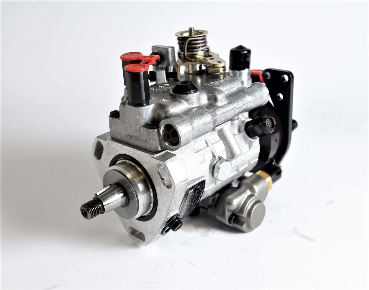 Топливная аппаратура дизельного двигателя